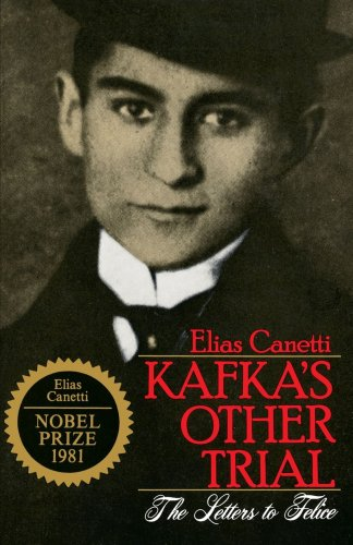 Kafka's Other Trial The Letters to Felice  1974 edition cover