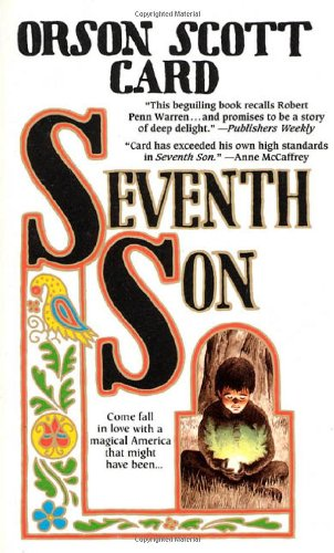 Seventh Son   1987 (Revised) edition cover