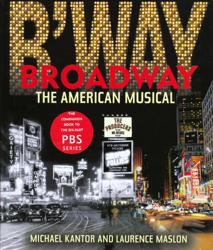 Broadway The American Musical  2004 edition cover