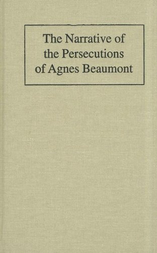 Narrative of the Persecutions of Agnes Beaumont   1992 edition cover
