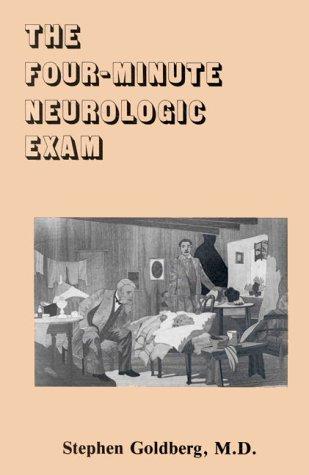 Four Minute Neurologic Exam 1st 2004 (Reprint) edition cover