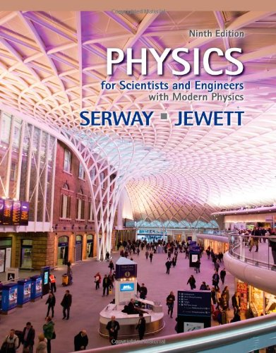 Physics for Scientists and Engineers With Modern Physics:   2013 edition cover
