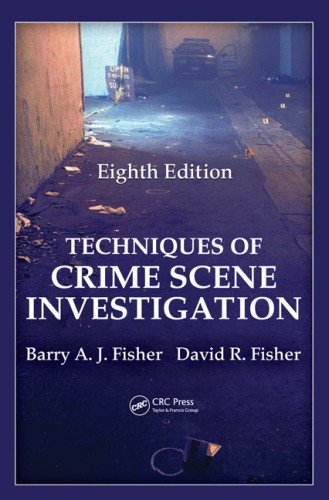 Techniques of Crime Scene Investigation Eighth Edition  8th 2012 (Revised) edition cover