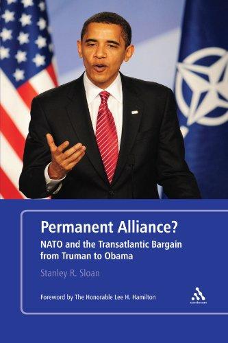 Permanent Alliance? NATO and the Transatlantic Bargain from Truman to Obama  2010 edition cover
