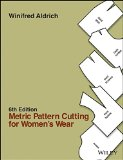 Metric Pattern Cutting for Women's Wear  6th 2015 edition cover