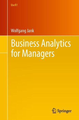 Business Analytics for Managers   2011 edition cover