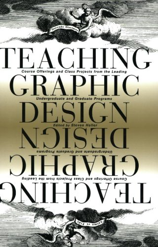 Teaching Graphic Design Course Offerings and Class Projects from the Leading Graduate and Undergraduate Programs  2003 edition cover