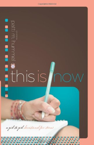 This Is Now A Girl-To-Girl Devotional for Teens  2006 9781590526057 Front Cover