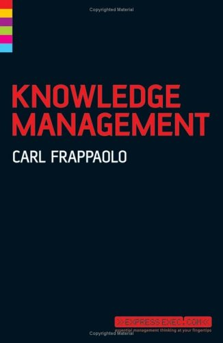 Knowledge Management  2nd 2006 (Revised) edition cover