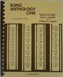 Song Anthology One 4th (Revised) edition cover