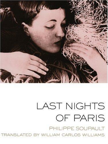 Dernieres Nuits de Paris   1992 (Reprint) edition cover