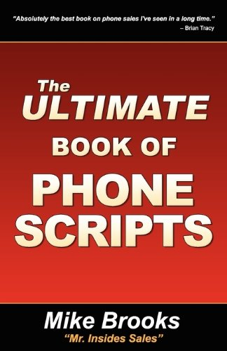 Ultimate Book of Phone Scripts   2010 9781935602057 Front Cover