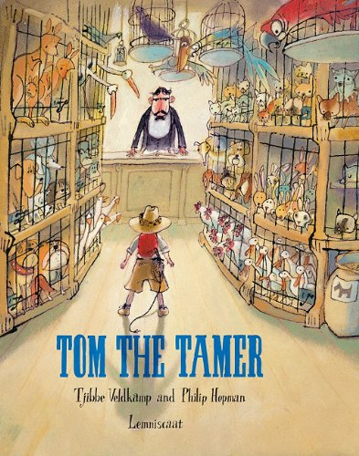 Tom the Tamer  N/A 9781935954057 Front Cover