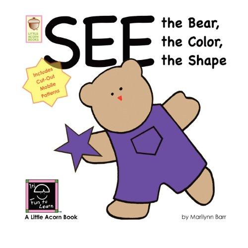 Mira el Oso, el Color, la Forma   2012 9781937257057 Front Cover