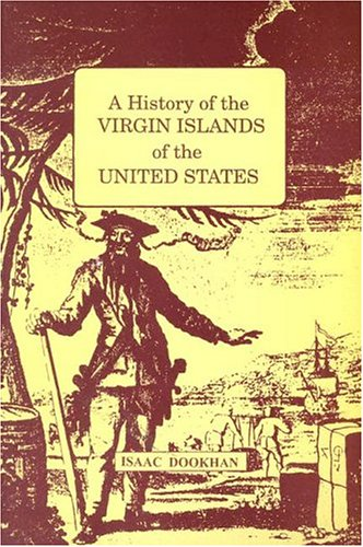 History of the Virgin Islands of the United States  N/A edition cover