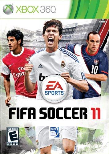 FIFA Soccer 11 - Xbox 360 Xbox 360 artwork
