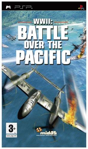 Battle Over The Pacific (PSP) Sony PSP artwork