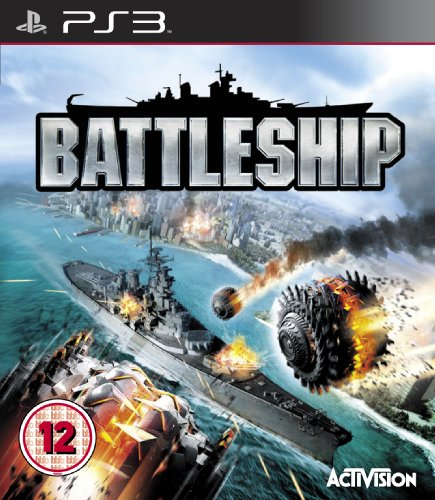 Battleship (PS3) by ACTIVISION PlayStation 3 artwork