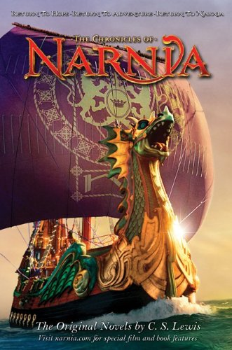 Chronicles of Narnia  Movie Tie-In  edition cover