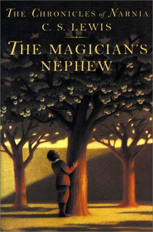 Magician's Nephew   1994 edition cover