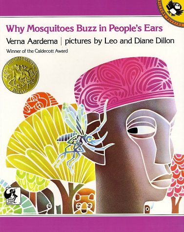 Why Mosquitoes Buzz in People's Ears  N/A edition cover