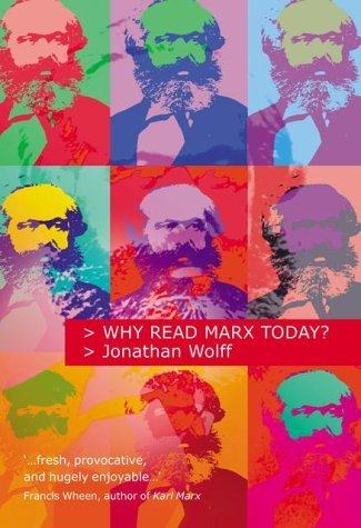 Why Read Marx Today?   2003 edition cover