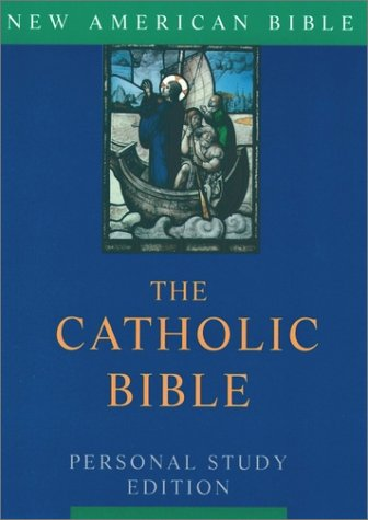 Catholic Bible   1995 edition cover