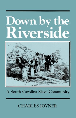 Down by the Riverside A South Carolina Slave Community N/A edition cover