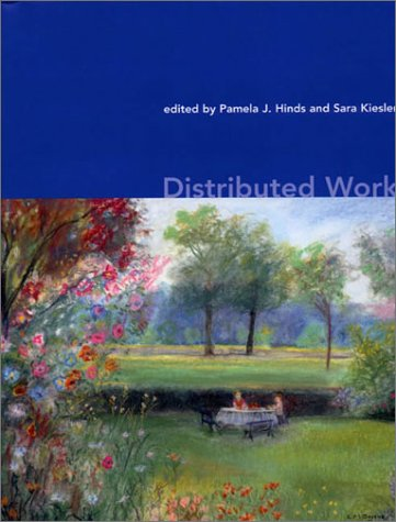 Distributed Work   2002 9780262083058 Front Cover