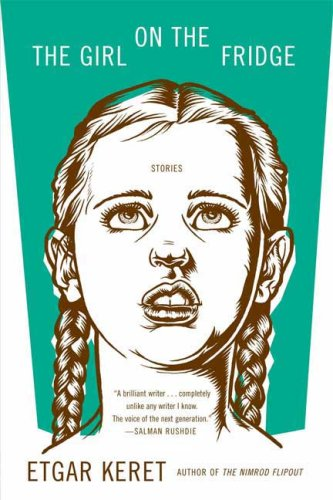 Girl on the Fridge   2008 edition cover