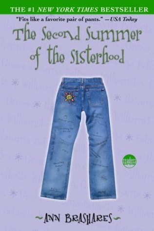 Second Summer of the Sisterhood   2003 edition cover