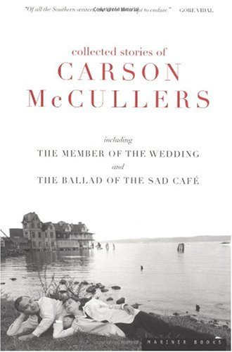 Collected Stories of Carson Mccullers   1997 edition cover