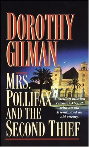Mrs. Pollifax and the Second Thief  N/A edition cover
