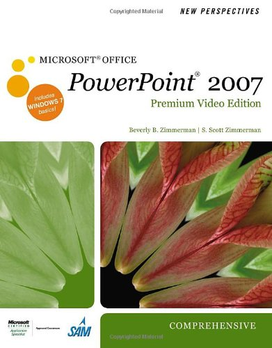 New Perspectives on Microsoft Office Powerpoint 2007   2011 9780538476058 Front Cover