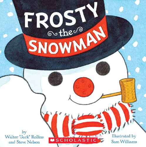 Frosty the Snowman  N/A 9780545450058 Front Cover