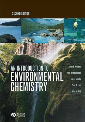 Introduction to Environmental Chemistry  2nd 2003 (Revised) edition cover