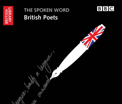 The Spoken Word: British Poets  2010 edition cover