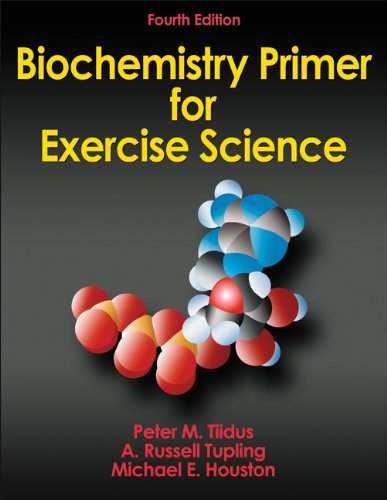 Biochemistry Primer for Exercise Science-4th Edition  4th 2012 edition cover