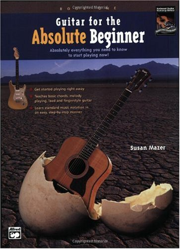 Guitar for the Absolute Beginner   2002 edition cover