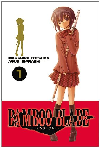 Bamboo Blade   2009 edition cover