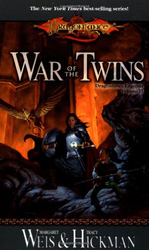 War of the Twins   2000 edition cover