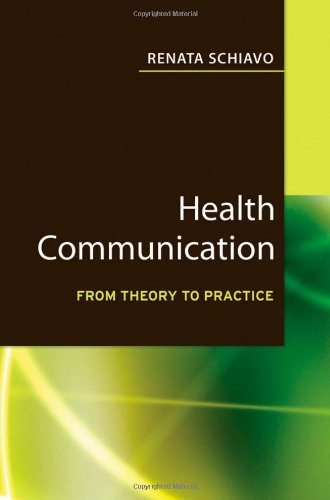 Health Communication From Theory to Practice  2007 edition cover