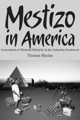 Mestizo in America Generations of Mexican Ethnicity in the Suburban Southwest  2006 edition cover