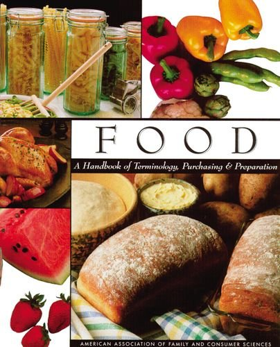 Food A Handbook of Terminology, Purchasing, and Preparation 11th (Anniversary) edition cover