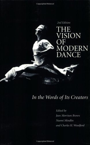 Vision of Modern Dance In the Words of Its Creators 2nd 1998 edition cover