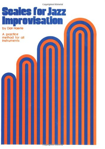 Scales for Jazz Improvisation   1983 edition cover