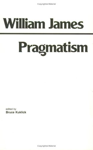 Pragmatism  N/A edition cover