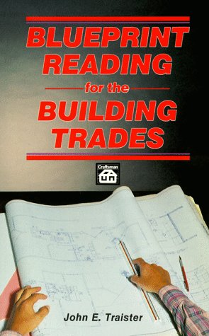 Blueprint Reading for the Building Trades Reprint  edition cover