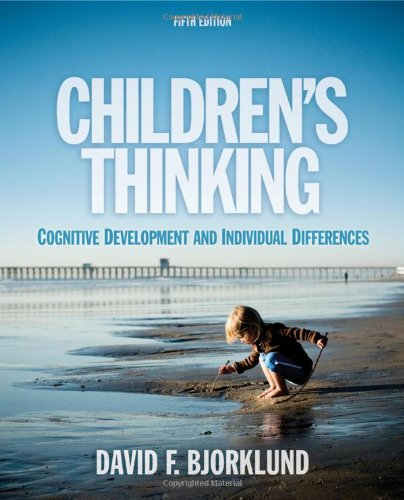 Children's Thinking  5th 2012 edition cover