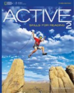 ACTIVE SKILLS FOR READING-2 CDS         N/A 9781133308058 Front Cover